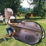 Laser Game with Adventure Camp