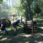 Paintball with Adventure Camp