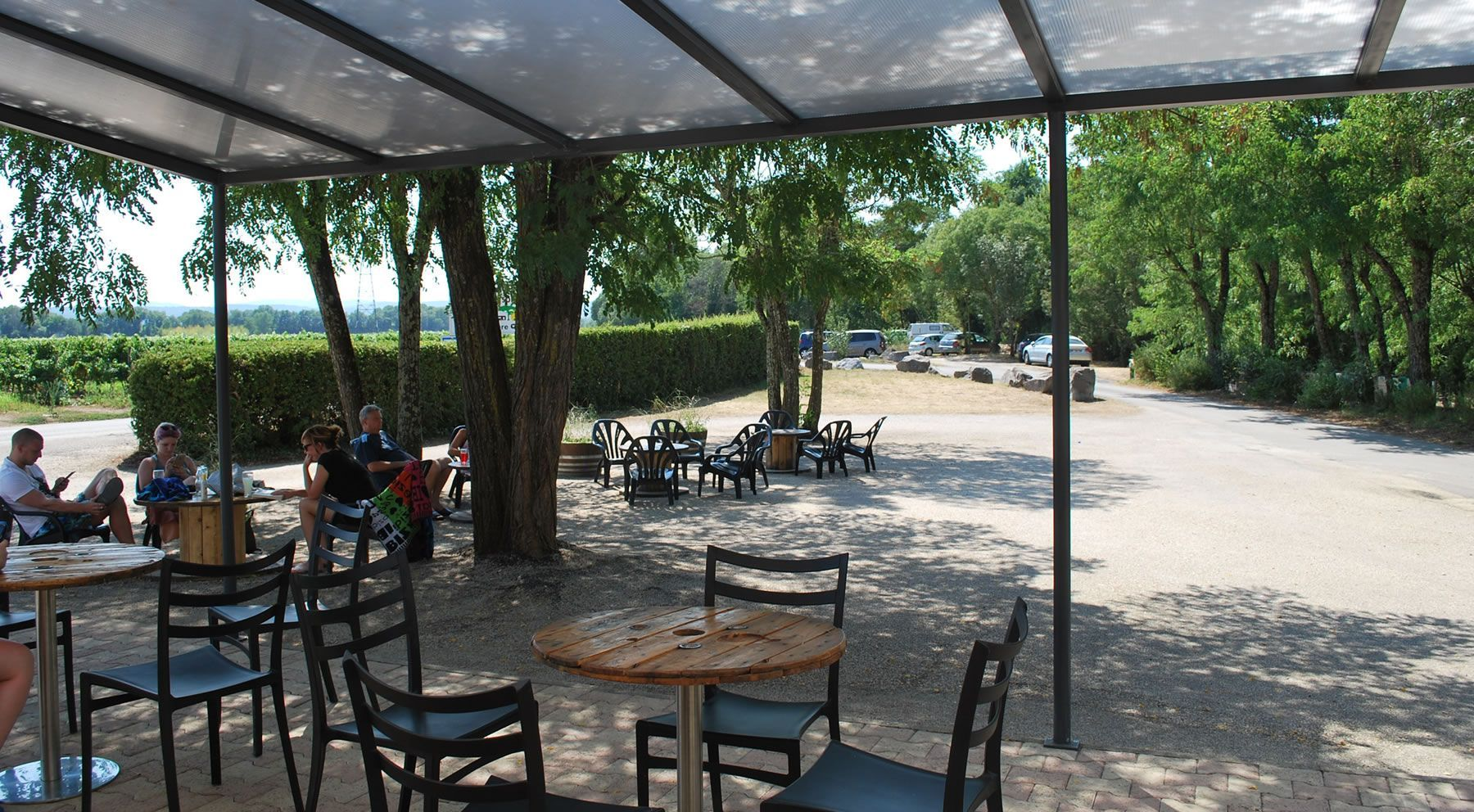 Camping berrias et casteljau ard che camping sud ard che - Cuisiner le bar entier ...