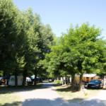 Les Mobil-Homes du camping