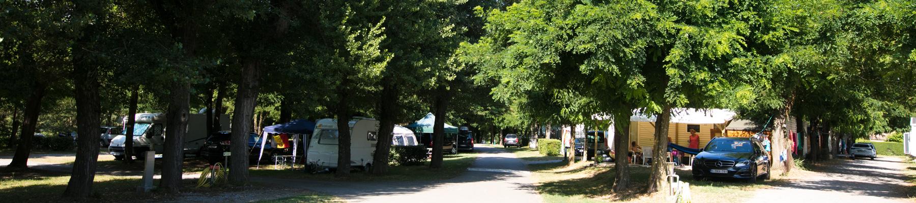 Camping Le Pont de Maisonneuve